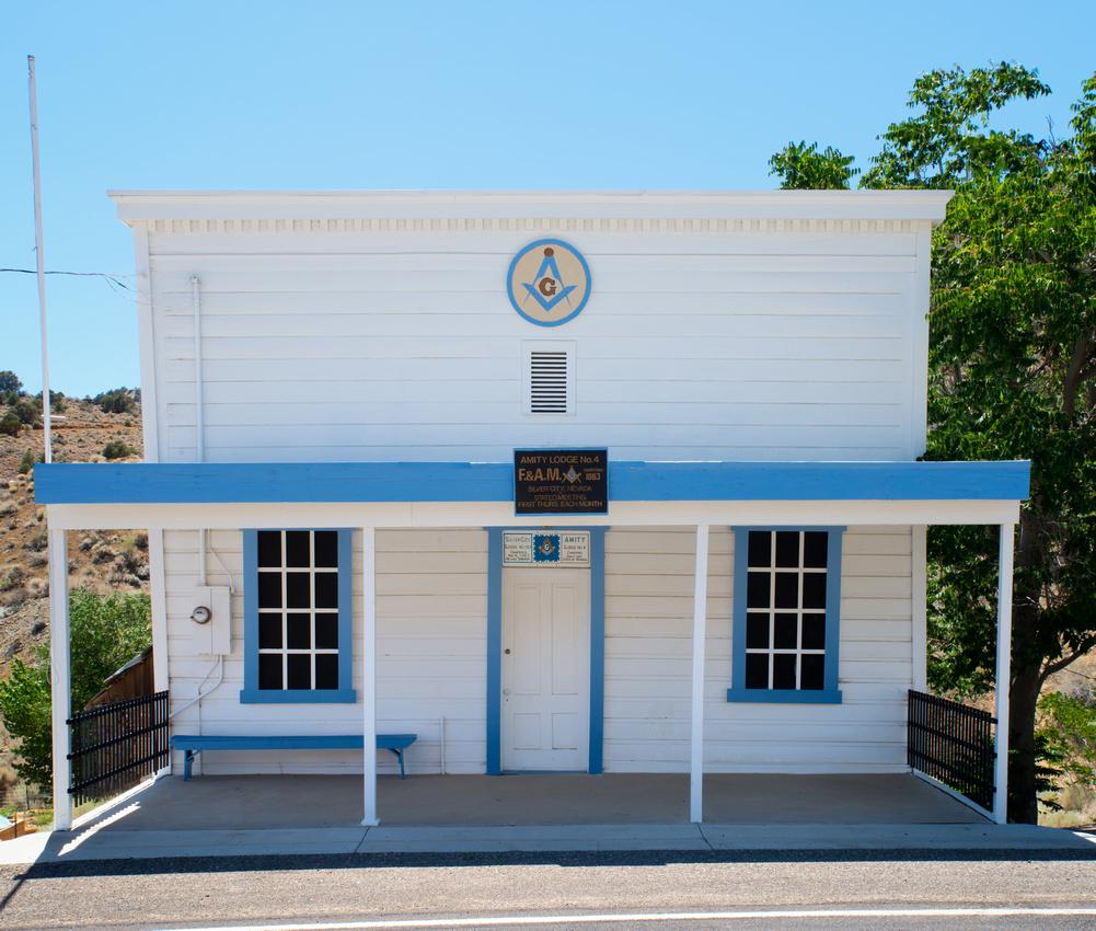Silver City Masonic Lodge
